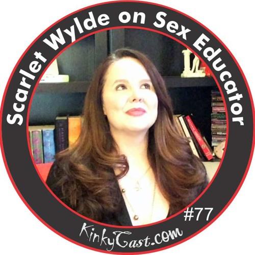 #77 - Scarlet Wylde - Dating Safety