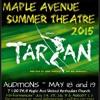 Maple Avenue United Methodist Church Presents Tarzan the Musical