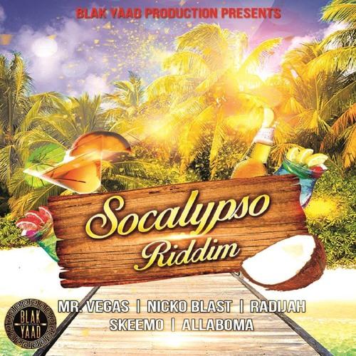 Mr. Vegas - Island Girl [Socalypso Riddim | Blakk Yaad Productions 2015]