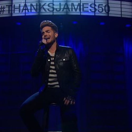 Baixar Adam Lambert - He Is James Corden (parody We Are The Champions) (live at The Late Late Show)