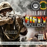 DOBBA DON - MUDENDERE (FIFTY CALIBRE RIDDIM (PRO BY OSKID KENAKO MUSIK)