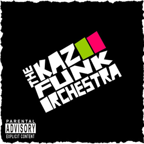 The Kazoo Funk Orchestra - Midnight Finger Painter