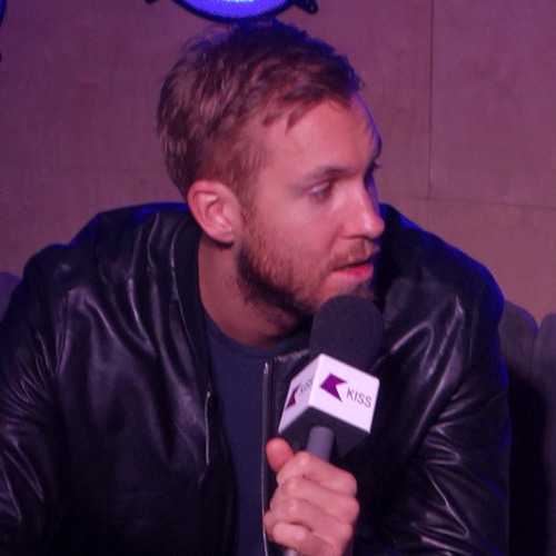 Calvin Harris talks 'How Deep Is Your Love' | KISS