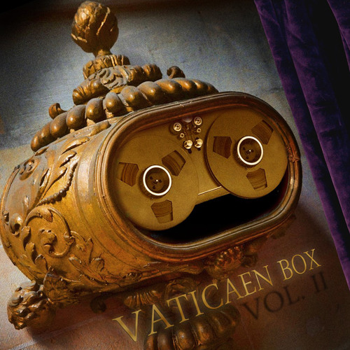 01 NAWAK BRITISH - Vaticaen Box