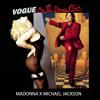 Madonna X Michael Jackson - Vogue Is On The Dance Floor (Tidus Mash Up 2015)