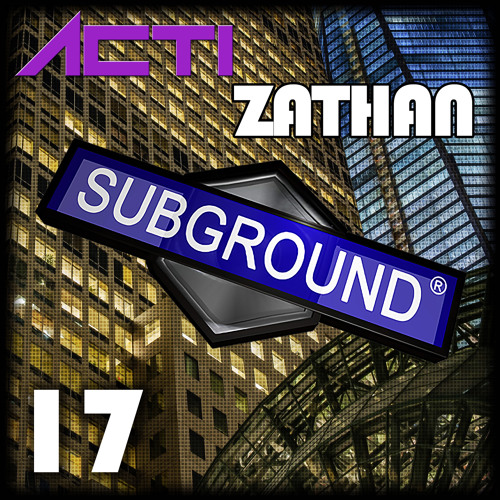 SUB017 Acti - Zathan (Preview) [OUT NOW]