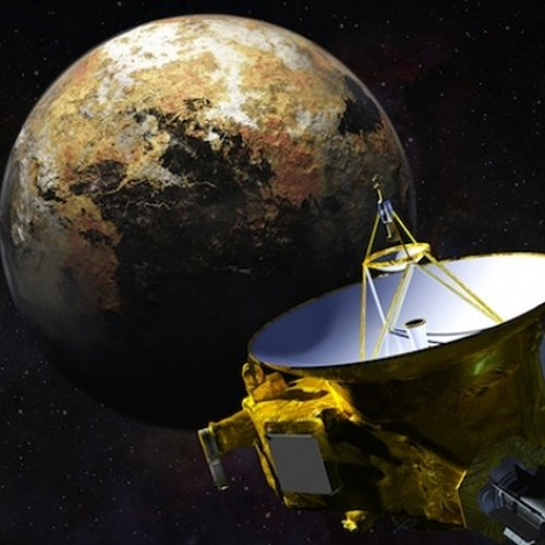 space probe to pluto - 700×700