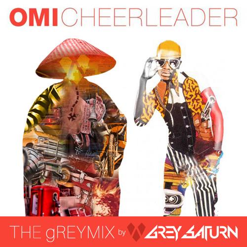 Omi - Cheerleader (The gReymix) Instrumental