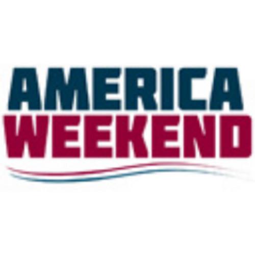 "Kaitlyn Dias of ""Inside Out"" on ""America Weekend with Ed Kalegi"""