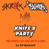 The Power Of The Devil's Den (Skrillex & Wolfgang Gartner vs Knife Party) [DJ RP Mashup]