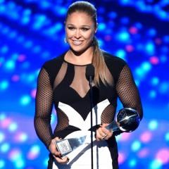 Badass Ronda Rousey Wins 2015 ESPY