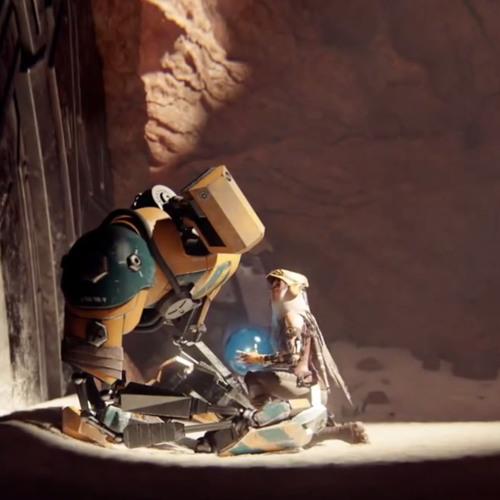 ReCore E3 Announcement Trailer - Score