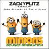 Juan Alcaraz vs TJR & VINAI - Minions Bounce Generation (ZACKYFLITZ Mashup)