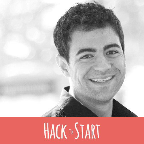 Hack To Start - Episode 54 - Pouyan Salehi, Co-Founder & CEO, PersistIQ