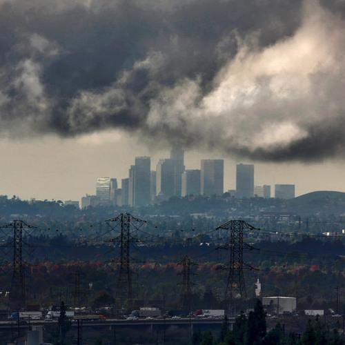 Los Angeles Thunderstorm