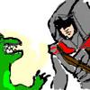 The Best In Fanfiction - Ep1 Assassins Creed Ezio Vs Godzilla