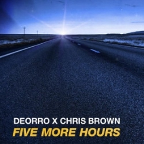 Image result for five more hours chris brown
