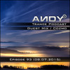 ANDY's Trance Podcast Episode 93 / Guest Mix : Cozmo (08.07.2015)