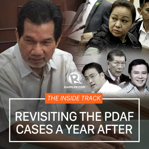Inside Track: Revisiting the PDAF cases a year after