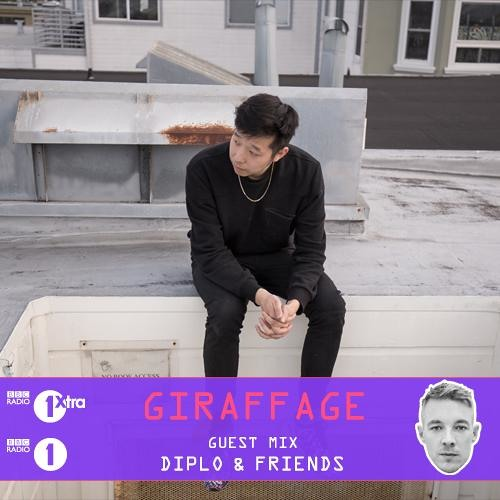 GIRAFFAGE MIX 4 DIPLO AND FRIENDS [free download :)]