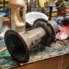 Grandpa's Manual Klaxon Horn Half Speed