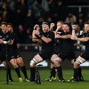 The All Blacks post match conference after defeating Los Pumas