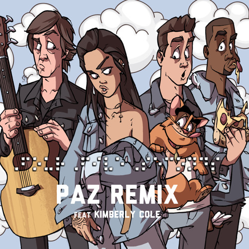 FourFiveSeconds ft  Kimberly Cole (PAZ Remix) by PAZ on