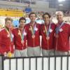 Men's Team Pursuit Wins Bronze