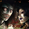 Jeff the Killer vs. Jane the Killer by LogoMausoleum