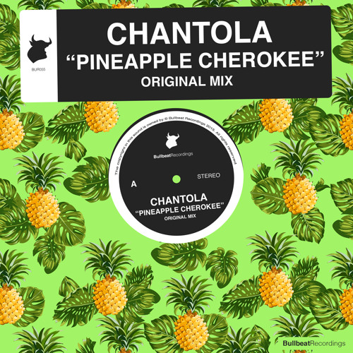 Chantola - Pineapple Cherokee (Original Mix) PREVIEW