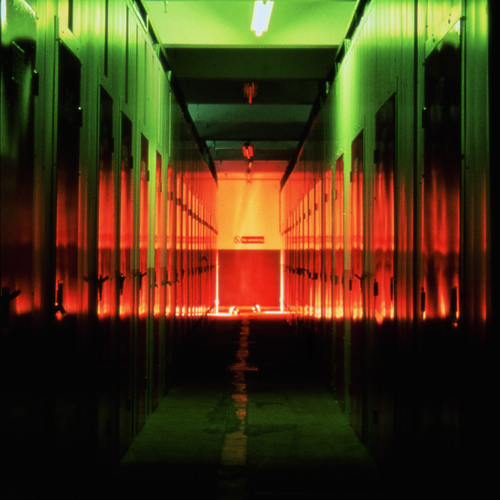 Artwork: Self Storage — Laurie Anderson & Brian Eno, an excerpt
