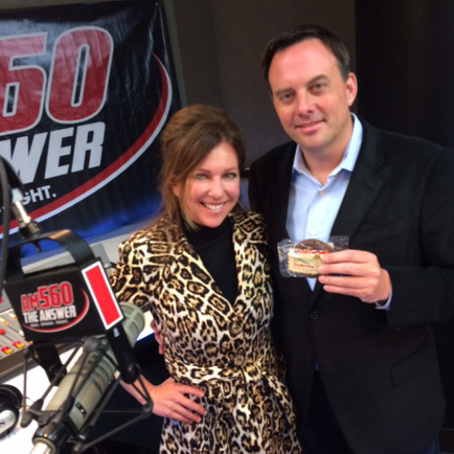 Cave Chick Mention on AM560 - 05.15.15