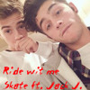 Skate (Feat. Jack J) - Ride Wit Me - Lyrics