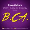 BCA Q1 - 340ml - Sorry For The Delay (Disco Culture Remix)