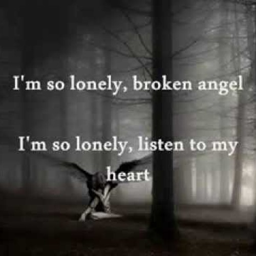 "I M So Lonely: Piano ""I'm So Lonely, Broken Angel"" Improvised By Shih Lun"
