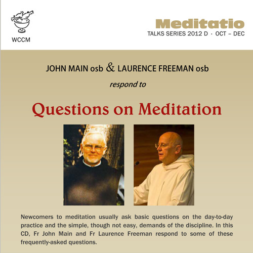 Questions on Meditation