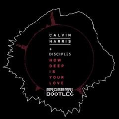 Calvin Harris - How Deep Is Your Love (Bro Berri Bootleg)