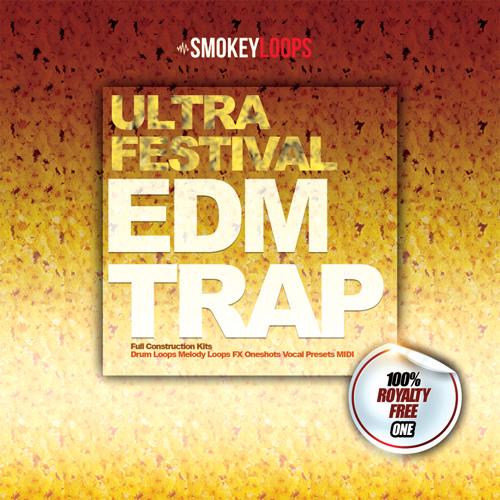 ULTRA FESTIVAL EDM TRAP (Full Kits/Presets/Vocals)