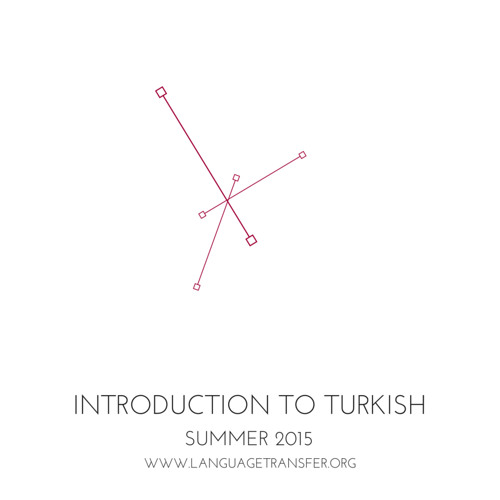 Introduction to Turkish