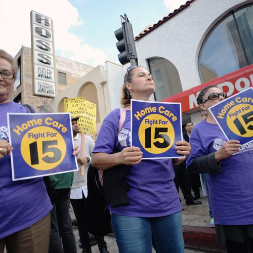 Money talks: Minimum-wage mania