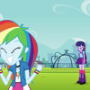 Download My Little Pony- Equestria Girls: One - On - One With Rainbow Dash - BGM Mp3