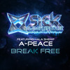A-Peace feat. Hala Sherif - Break Free - Original Mix (available to download)