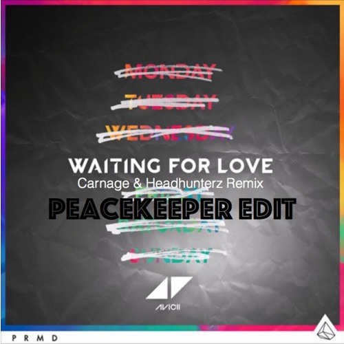 Avicii - Waiting For Love Carnage & Headhunterz
