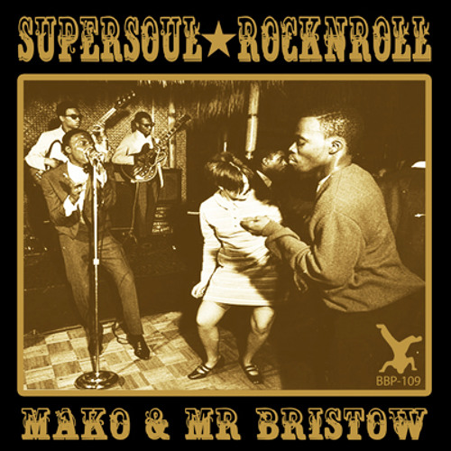 BBP109B: Mako & Mr Bristow - Funky Jive [Clip from Craig Charles Show]