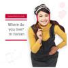 Top 25 Italian Questions #3 - Where do you live? in Italian