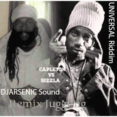DJ Arsenixx Sound Universal  Remix  Sizzla & Capleton  2015
