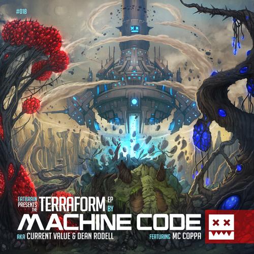 EATBRAIN 018 / Machine Code
