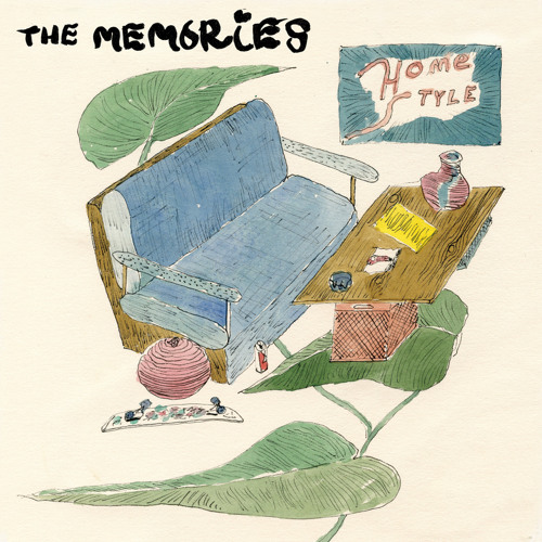 The Memories - Home Style LP