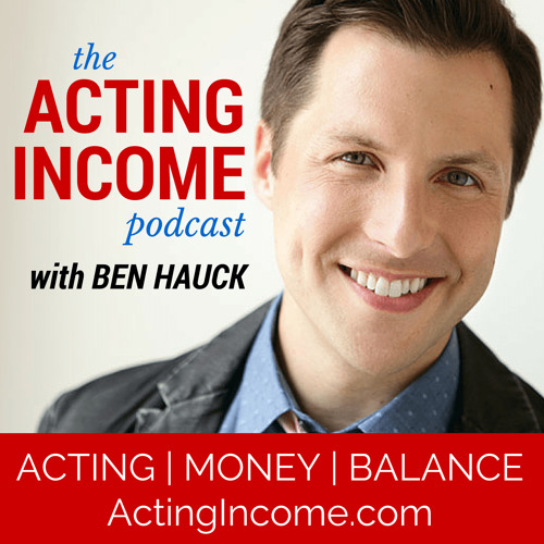 AIP018 | How to Work as a Hotel Concierge to Supplement Your Acting Career - with Tom Coll