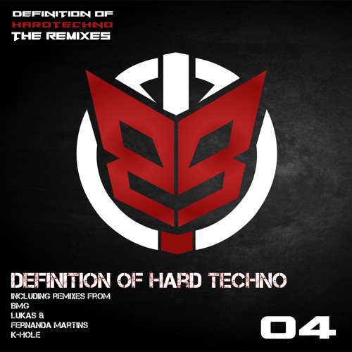 O.B.I. - Definition Of Hard Techno (Original)